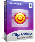 Doremisoft Mac Flip Video Converter