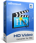 Mac HD Video Converter