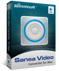 Doremisoft Mac Sansa Video Converter