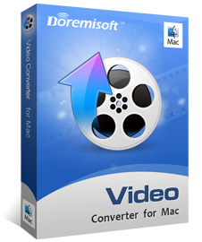 Doremisoft Video Converter for Mac