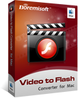 video to flash mac