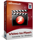 Video to Flash for Windows