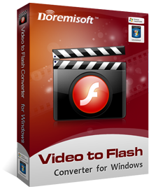 Doremisoft Video to Flash Converter