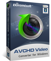 Doremisoft AVCHD Video Converter
