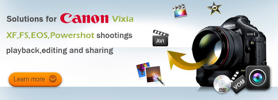 Canon Video Converter