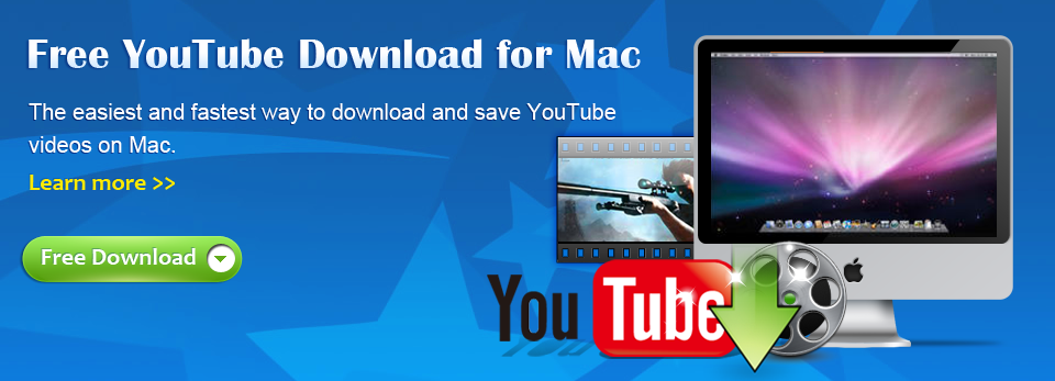 Free YouTube Download for Mac