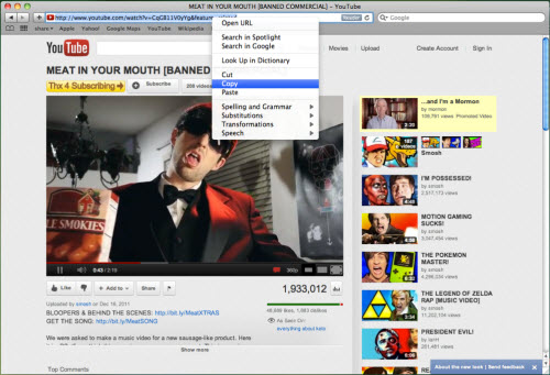 Youtube to nexus 4 download and convert youtube to nexus 4 on mac copy youtube video url ccuart Image collections