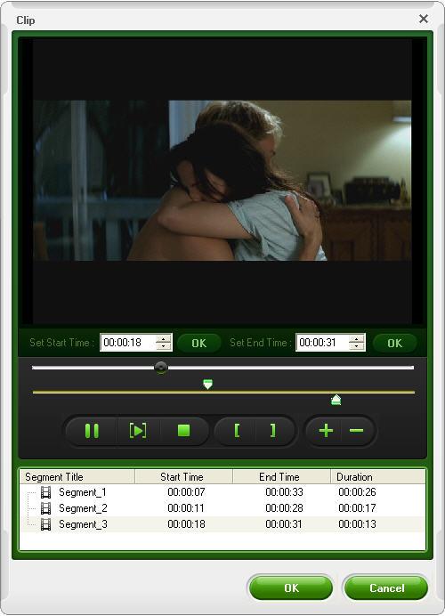 cut dvd videos