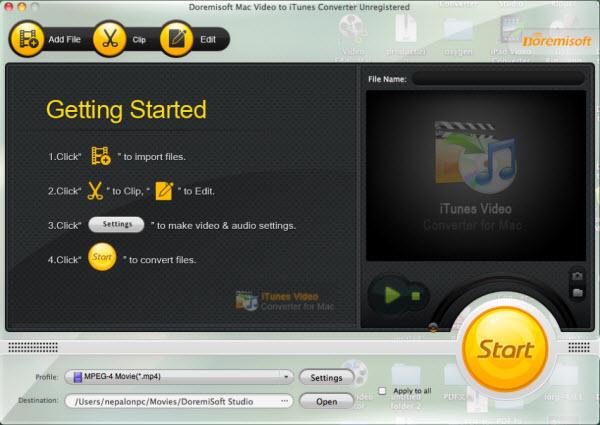 Video File Catalog Software Mac