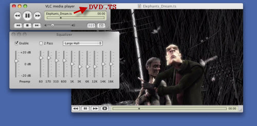 vlc play dvd mac