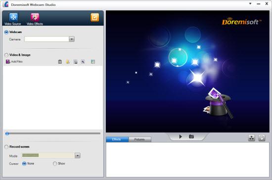 webcam studio