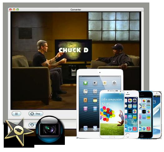 Mac SWF Video Converter, Convert SWF to video with SWF
