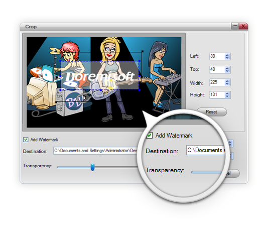 SWF Video Converter: SWF to Video Converter for converting