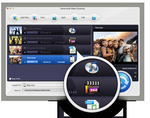mov to mpeg1 converter mac