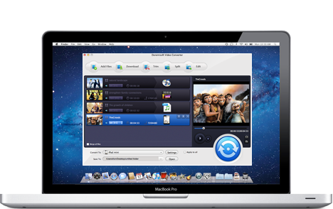 Video Converter for Mac to Convert MTS, MP4, MOV, H 264, etc on Mac