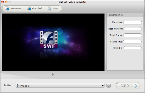 Doremisoft Mac SWF Video Converter 2.3.5