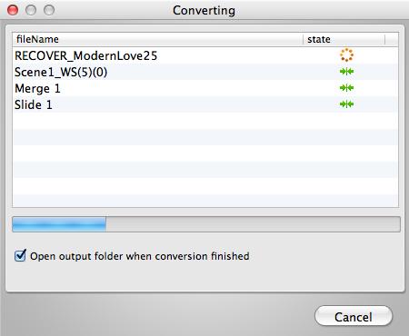 how to open swf in mac