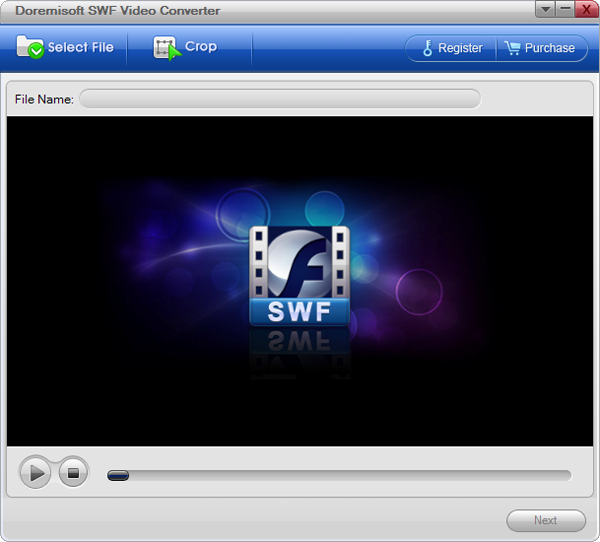 Doremisoft SWF Video Converter 3.1.0