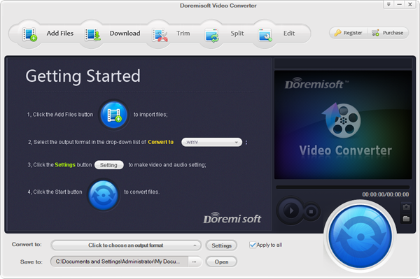 Doremisoft Video Converter 4.5.5