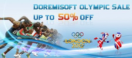 Doremisoft London 2012 Olympic Sale