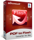PDF to Flash Converter Mac