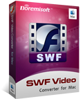SWF Video Converter Mac