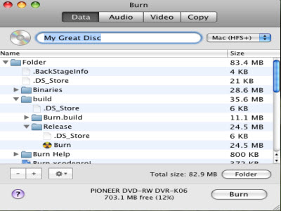 iDVD replacement to burn video to DVD on Mac