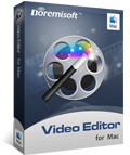 Doremisoft Mac Video Editor